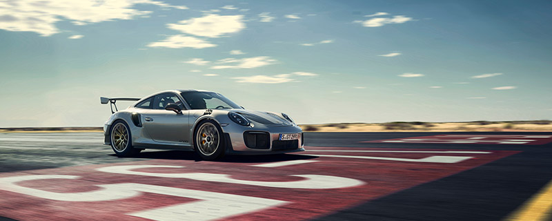 New 911 GT2 RS