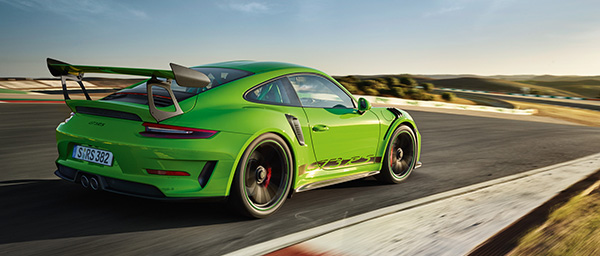 New 911 GT3 RS