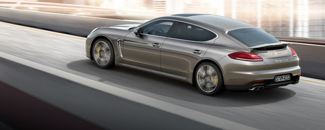 Panamera Turbo S Executive